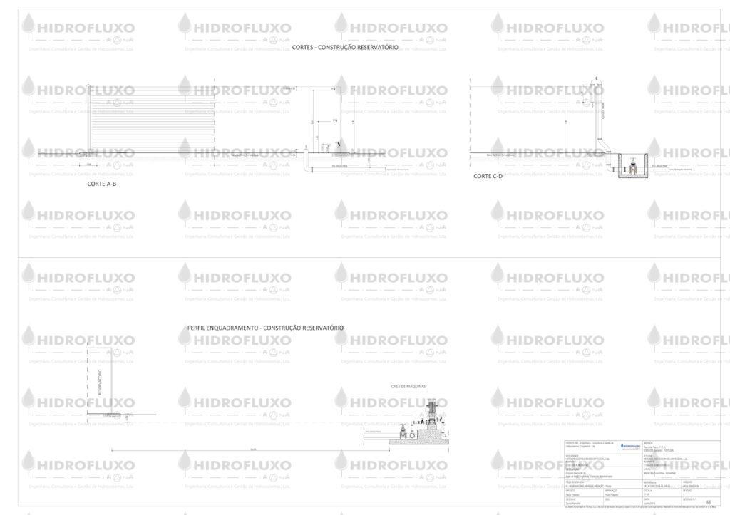 Reservatório de Regularização – Pormenores